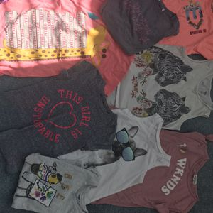 Girls Clothes Size 8-10 Over 40 Pieces !!!! for Sale in Mount Baldy, CA