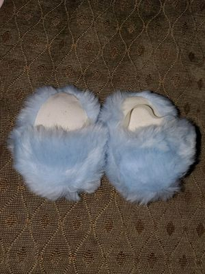 NWOT American Girl Doll fluffy Slippers for Sale in Grand Prairie, TX