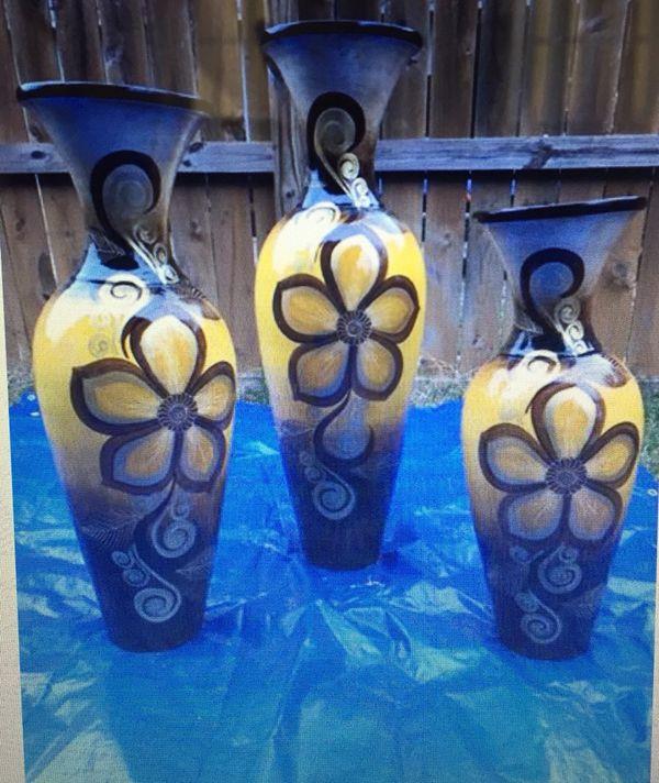 Flower Vases!