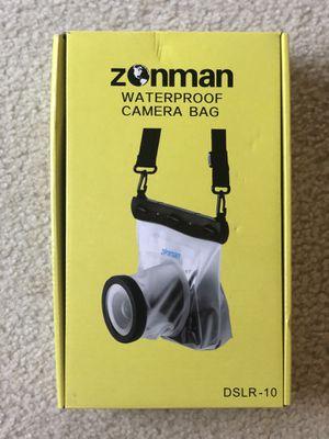 Zonman underwater camera bag for Sale in Reston, VA