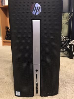 HP I7 6700 6Th Gen, 8gn mem, 128gb SSD, 2TB HDD, Win 10, Office for Sale in Escondido, CA