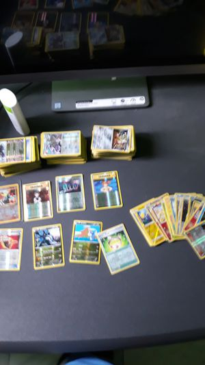 Many pokemon cards for Sale in Perris, CA