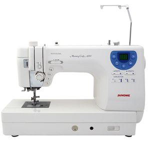 Janome Memory Craft 6300P like new for Sale in San Francisco, CA