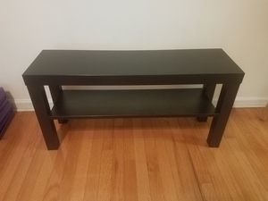 Tv Stand with shelf for Sale in Hoboken, NJ