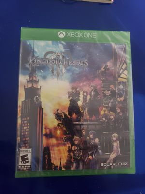 (NEW) Xbox One Kingdom Hearts 3 for Sale in Westminster, CO