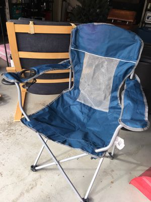 Camping chair, folding chair for Sale in Torrance, CA