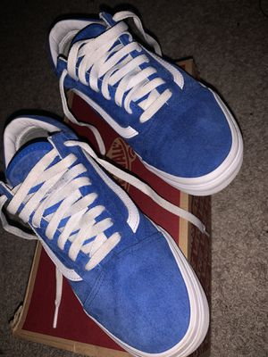 Blue vans for Sale in Kissimmee, FL