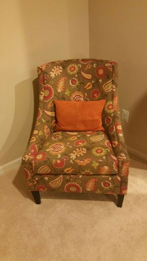 2 paisley chairs for Sale in Baltimore, MD