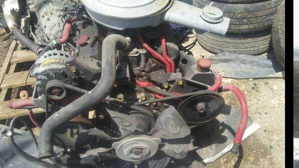 1994 Chevy Chevrolet S10 S-10 4.3L 4.3 4300 Vortec Engine ...