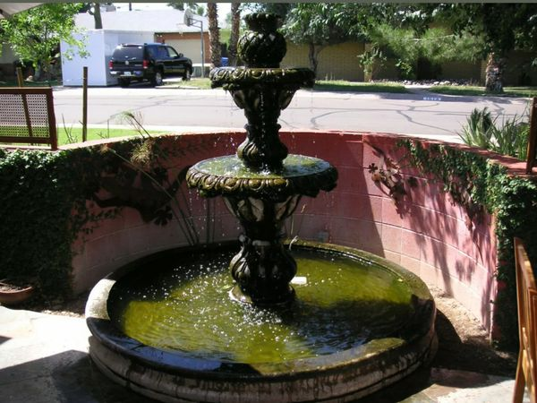 Looking for fountain INSTALLER