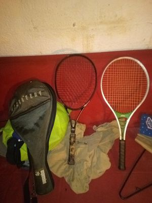Head and prince tennis rackets for Sale in Indianapolis, IN