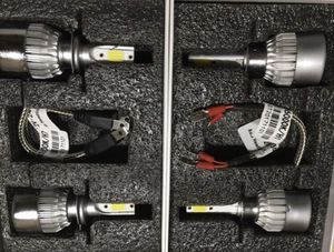 NEW BRIGHT LED Kits for Headlight fit HONDA Civic / Accord Toyota Corolla Camry Sienna Nissan 350z 370z H4 9006 H7! Fogs too! $35 Free gift w purchase for Sale in Rosemead, CA