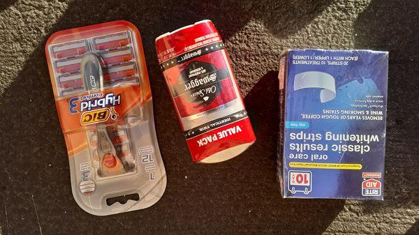 Hygeine pack!