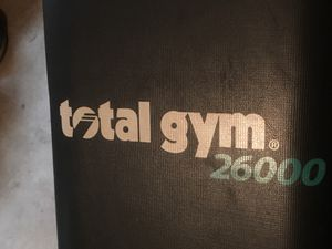 Total gym 26000 in home gym for Sale in Austin, TX