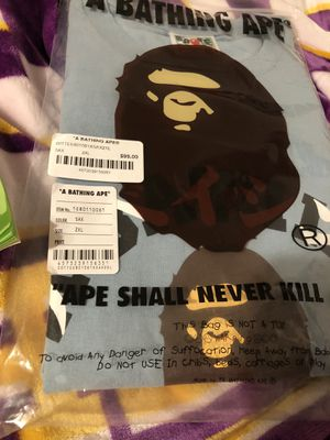 Bape 2XL for Sale in Los Angeles, CA