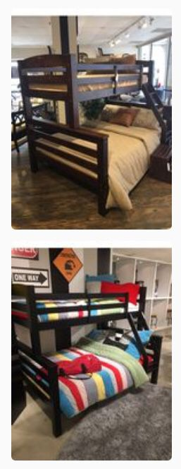 💥Kids Furniture Sale💥 Brand New Twin Full Wood Bunkbed Bed W/ Slats! $50 Down Takes It Home Today! for Sale in Newport News, VA