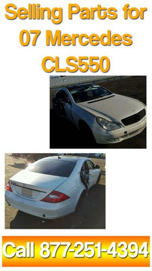 MERCEDES CLS550 Parts for sale for Sale in San Francisco, CA