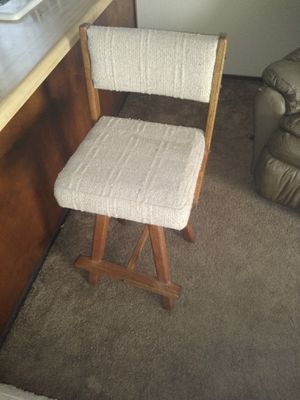 Spin bar stools 2 for 50 for Sale in Valley Home, CA