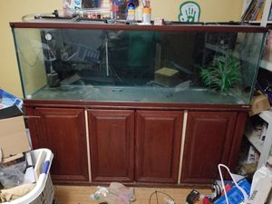 120 Gallon Aquarium Fish Tank for Sale in Garland, TX