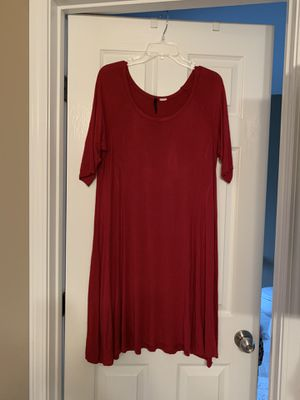 Red New Direction Dress for Sale in Raleigh, NC