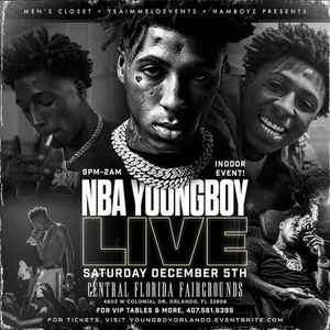 2 All Access Tickets To Young boy Concert for Sale in Fort Lauderdale, FL