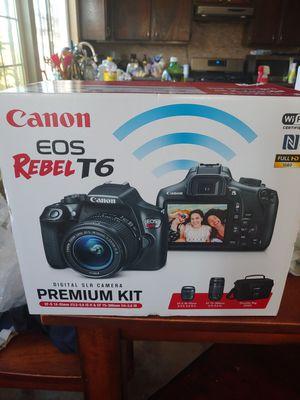 Canon Rebel T6 DSLR Camera for Sale in Montclair, CA