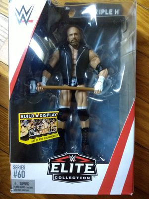 Wwe triple h, Stephanie McMahon for Sale in Nesconset, NY