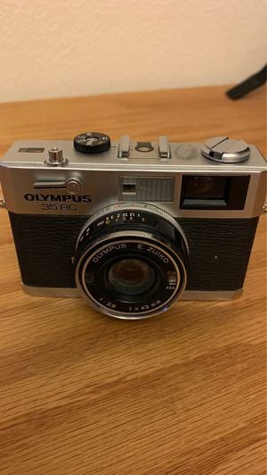 Olympus 35 RC compact rangefinder 3mm camera for Sale in Sacramento, CA