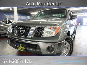 2008 Nissan Frontier for Sale in  Manassas, VA
