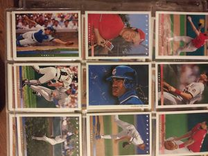 Mint condition baseball cards, for Sale in Louisville, KY
