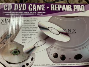 CD DVD Game Repair Pro for Sale in South El Monte, CA