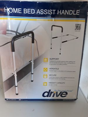 b531f682b Drive Medical Adjustable Height Home Bed Assist Handle for Sale in Plano, TX