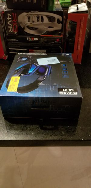 Glow H1-GX surround Sound PC headset!! for Sale in Oak Park, IL