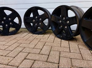 JEEP WRANGLER FACTORY WHEELS/RIMS for Sale in Tampa, FL
