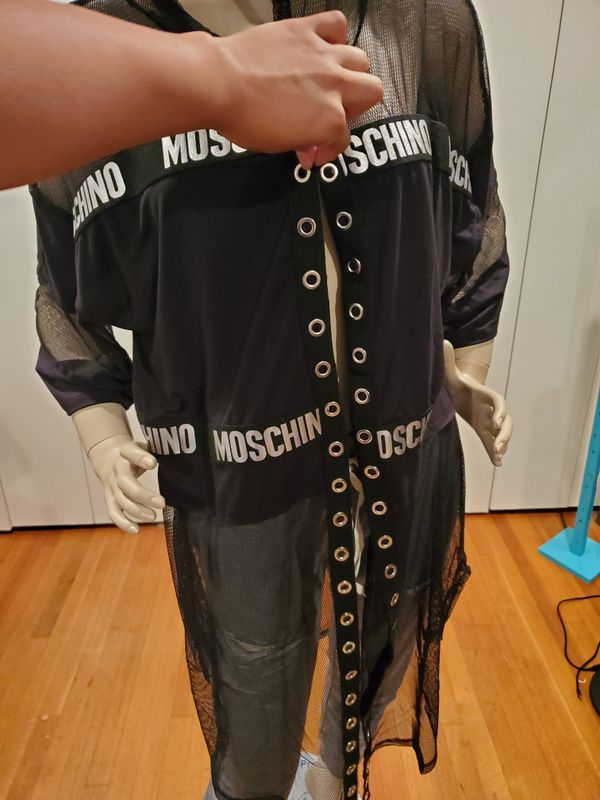 Moschino mesh top **New**