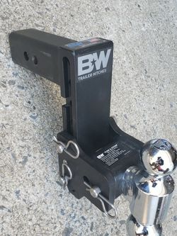 Adjustable Trailer Hitch for Sale in Monrovia,  MD