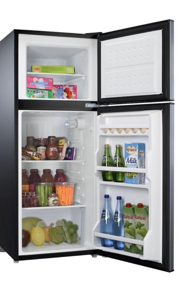 Whirlpool mini fridge and freezer