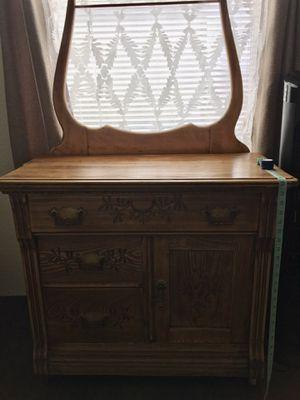 Antique Bathroom Cabinet for Sale in Ceres, CA