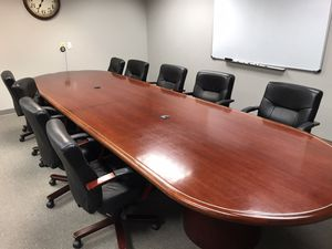 15' Conference Table for Sale in Corona, CA