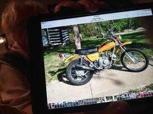 Honda Motor Bike for Sale in House Springs, MO