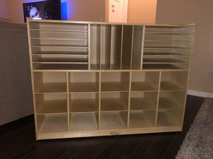 Shelf organizer/ Art Organizer for Sale in Plant City, FL