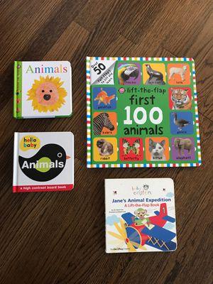 Animal board books for Sale in Virginia Beach, VA