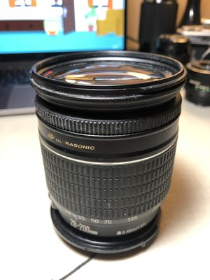 Canon EF USM 28-200mm f/3.5-5.6 USM Lens for Sale in Syracuse, NY