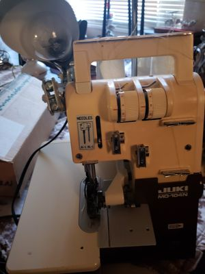 Serger with parts and accessories for Sale in Silver Spring, MD