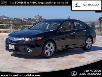 2011 Acura Tsx for Sale in Escondido,  CA