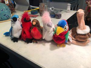Birds beanie babies for Sale in Covington, WA