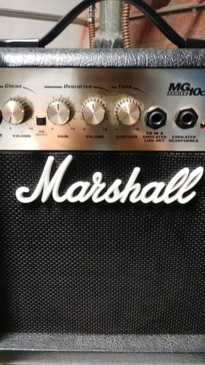 marshall. mg 10 series. amplifier for Sale in La Puente, CA