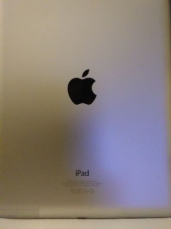 I-pad from apple