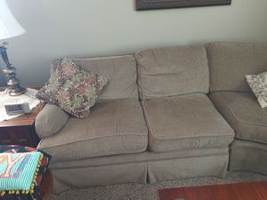 Curved sofa by Century for Sale in Tulsa, OK