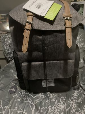 Eddie Bauer 7 pocket backpack (baby bag) for Sale in Portland, OR